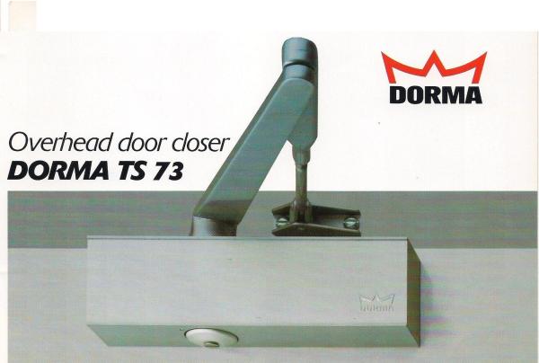 Click to enlarge Category Door Closer Brand Dorma & United Locksmith u0026 Servicing Centre - Door Closer u003e Dorma u003e Dorma TS ...