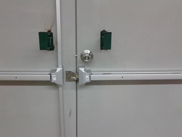 United Locksmith Amp Servicing Centre Panic Exit Device